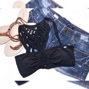 NWT O'Neill Cynthia Vincent Miah Bikini Top